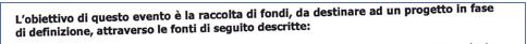 Fund raising Croce Rossa Italiana 2