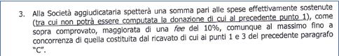 Fund raising Croce Rossa Italiana 5